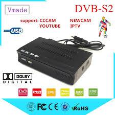 Online Shop <b>Vmade</b> Full hd 1080p TV BOX with USB WIFI <b>DVB</b> S2 ...