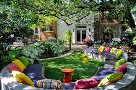 outdoor living spaces gallery  gorgeous outdoor living space with the creative design rainbow pillow outdoor living space