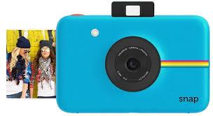 <b>Фотоаппарат</b> мгновенной печати <b>Polaroid Snap</b> POLSP01BLE ...