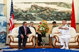 u s department of defense photo essay u s defense secretary leon e panetta meets chinese vice adm tian zhong