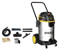 Stanley 8 Gallon Wet/Dry <b>Stainless Steel Vacuum</b> | Walmart Canada