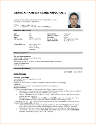 12 format of resume for job application to basic job resume format for job application resume format for job application