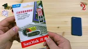 <b>SANDISK</b> Cruzer <b>Ultra Flair</b> USB 3.0 // Не самая быстрая, но ...
