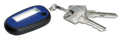 <b>78968 Фонарь</b>-брелок <b>Mini</b> Key Flashlight,синий