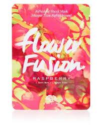 <b>Flower Fusion</b>™ Hydrating Sheet Mask - <b>Raspberry</b>   <b>Origins</b>™   M&S