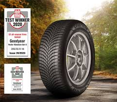 <b>Goodyear Vector 4Seasons</b> Gen-3 Crowned All Season Tire Test ...