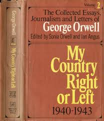 reader orwell poem crystal from volume 2 collected essays journalism and letters of george orwell