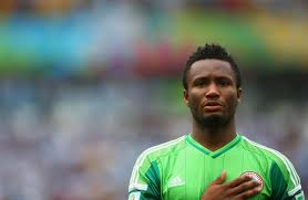 Image result for john mikel obi with caf cup