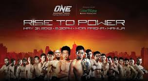 ONE FC 9: Rise To Power (Videos)