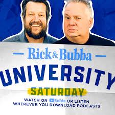Rick to speak at Man Church at Woodstock First ... - Rick & Bubba