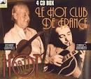The Hot Jazz: Le Hot Club De France, Vols. 1-4