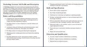 assistant product manager job description marketing professional assistant product manager job description marketing product manager job description jobs uk job search job descriptions