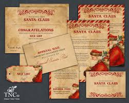 santa claus letter printable santa letter us letter size christmas reindeer food printable christmas stationery naughty and nice certificate header card