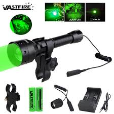 <b>850nm IR Zoomable</b> Scout Light Tactical 400 Yards Night Vision ...