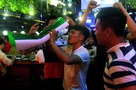 Vietnam's new <b>drunk</b>-driving law slashes <b>beer</b> sales