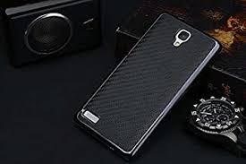 Excelsior Premium <b>Carbon Fiber</b> Back <b>Case Cover for</b>: Amazon.in ...