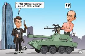 Image result for andrej plenkovic karikature