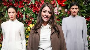 A Middle Eastern designer proves women's <b>fashion</b> doesn't have to ...