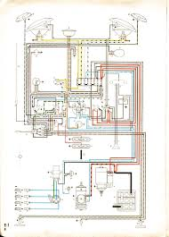 vw bus wiring diagram wiring diagram and hernes 1967 vw wiring diagrams and schematics vw bus fuse box diagram furthermore 1973 super beetle source