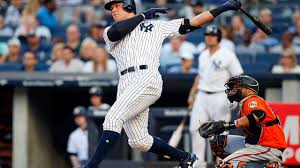 Yankees' rookie Aaron Judge cracks tooth during celebration | KIRO ...