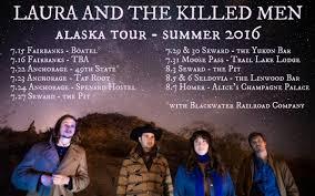 alaska tour dates