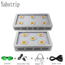 <b>Yabstrip LED grow</b> light 1500W 1800W COB efficient For vegetables ...