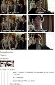Sherlock and Harry Potter | Funny Pictures, Quotes, Memes, Jokes via Relatably.com