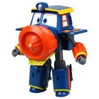 «Игрушка-<b>трансформер Silverlit Robot Trains</b> Виктор 10 см ...