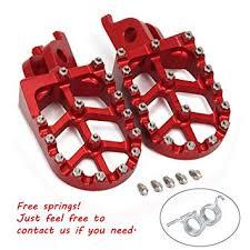 foot rests footrest footpegs pegs pedals for husqvarna tc fc tc65 tc85 tc125 250 350 450 enduro super moto 701 fs450