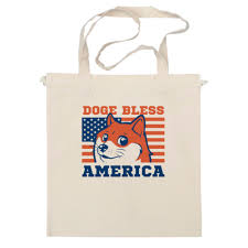 "Сумка ""Doge Bless America"" #723928 от coolmag - <b>Printio</b>"