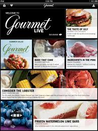 cond eacute nast plans revival of gourmet as an app peter kafka last fall