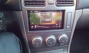 Замена <b>штатной магнитолы</b> на <b>ГУ</b> Android — Subaru Forester, 2.5 ...