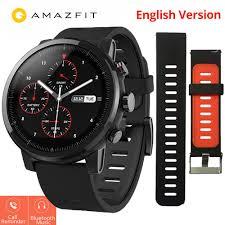 Skup Xiaomi Huami <b>Amazfit Stratos</b> 2 <b>Pace</b> Smartwatch Z GPS PPG ...