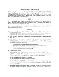 agreement for consulting services resume maker create agreement for consulting services software development and consulting services agreement ex 1024 2 bmtmex10z24htm consulting services