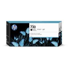 Genuine <b>HP 730</b> 300ml <b>Matte</b> Black Ink | P2V71A | ShopTECH at RPG
