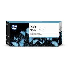 Genuine <b>HP 730 300ml</b> Matte Black Ink | P2V71A | ShopTECH at RPG