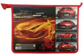 Купить Упаковка папок для <b>тетрадей SILWERHOF Машина</b> в огне ...