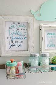 bathroom refresh: cut kids bathroom refreshed for less than  and super organized love