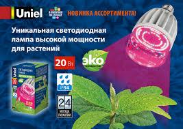 <b>Лампочка UNIEL LED</b>-A80-20W/SP/E27/CL купить в Иркутске, в ...