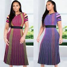 <b>GuyuEra</b> Women's Colorful <b>African</b> Patterned <b>European</b> Styled gown ...