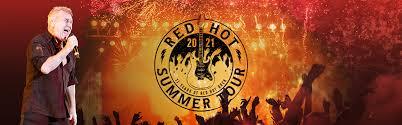 Red <b>Hot Summer</b> Tour 2021