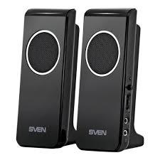 <b>Колонки SVEN 314</b>, черный (SV-0110314BK) — купить в ...