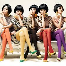 Super Sexy Lady Color Stockings <b>Summer</b> Fashion <b>Women SHEER</b> ...