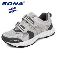 <b>BONA New Fashion Style</b> Children Casual Shoes Hook & Loop ...