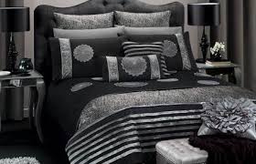 1000 images about black bling bedroom on pinterest silver comforter sets and silver bedding sets black and silver furniture