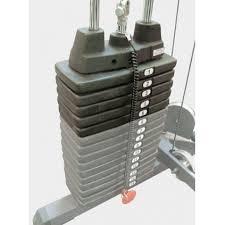 <b>Опция</b> к тренажеру Body Solid SP50 - <b>весовой стек</b> купить в ...
