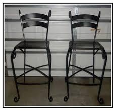 pier one bar stools wrought iron bar stools counter pier 1