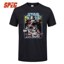 Vintage <b>Star Wars Stormtrooper</b> Cos Kiss Band T shirt Cool <b>Printing</b> ...