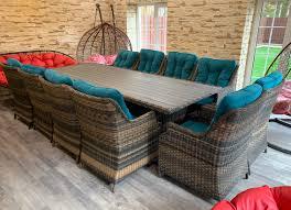 Плетеная мебель из <b>искусственного</b> ротанга в интерьере ...