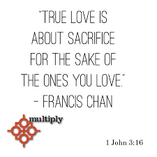 Love Sacrifice Quotes on Pinterest | Anxious Quotes, Left Out ...